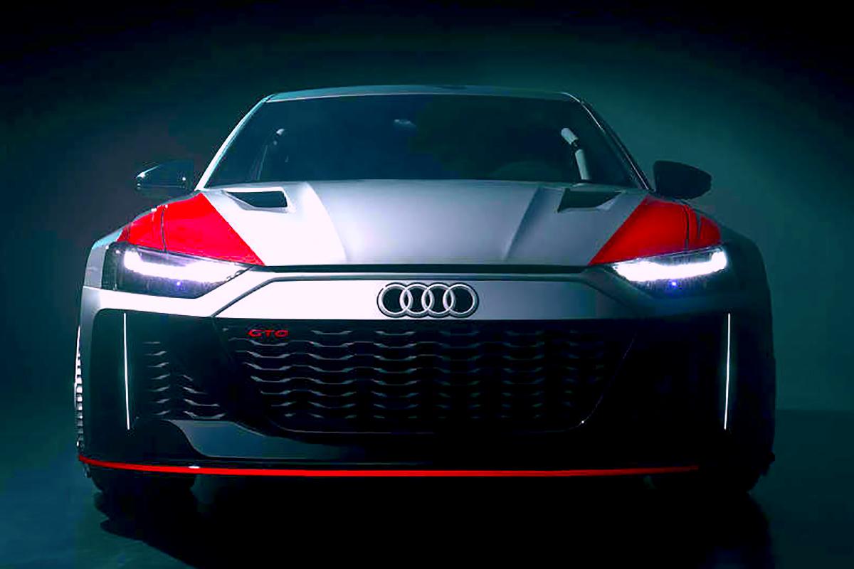 Auto. Audi RS6 GTO